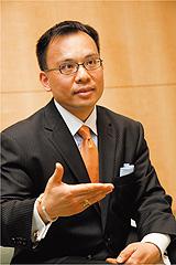 Christopher Nguyen氏
