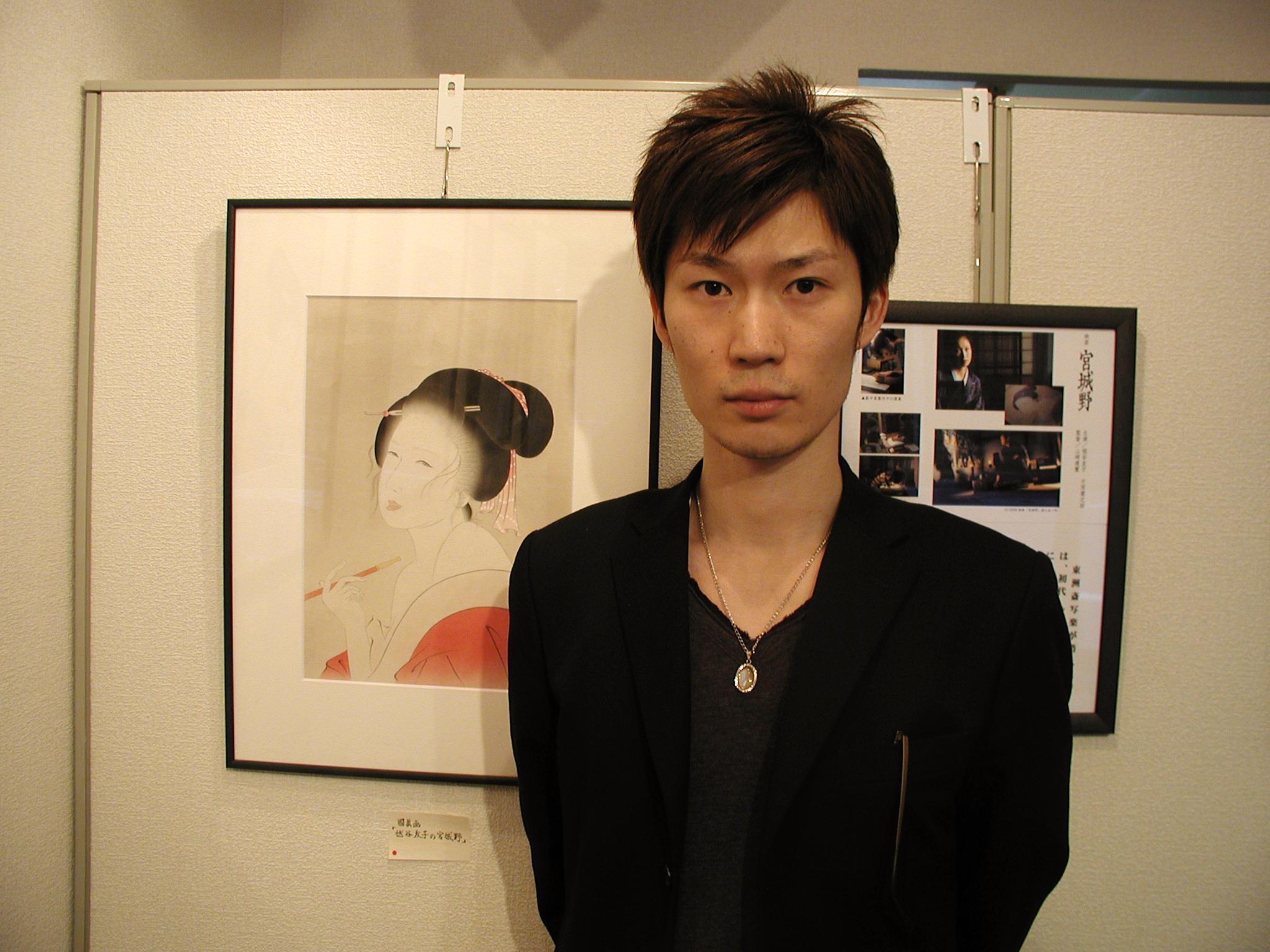 浮世絵師 六代目歌川国政
