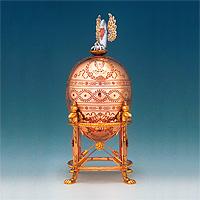 Imperial Pelican Easter Egg