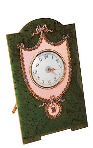 XXV anniversary clock