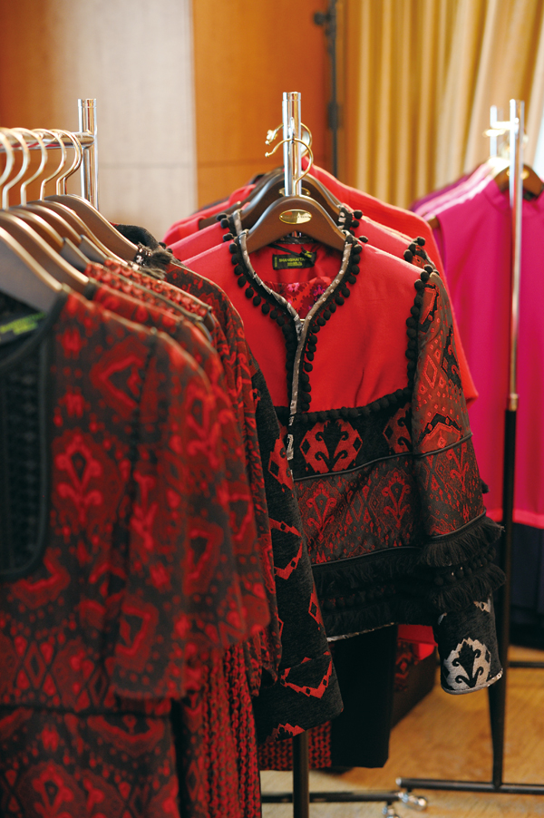 ファッション小物も豊富にラインナップ
