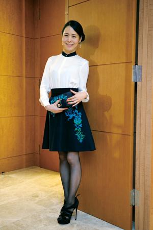 「SHANGHAI TANG」スタイルを楽しむゲストたち