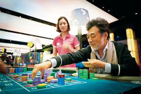 上質な大人のためのエンターテインメント「パラダイスカジノ・ウォーカーヒル」