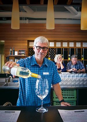注目のワイン産地として急発展中のウッディンビル