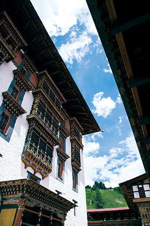 幸せの国、ブータン王国