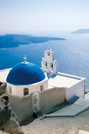 サントリーニ島Santorini
