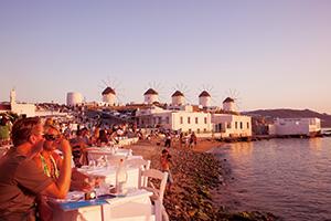 ミコノス島 Mykonos