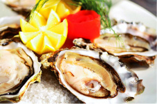 Scottish Rock Oysters