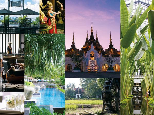 タイ・ラグジュアリーリゾート紀行 伝統と革新が奏でる、旅の交響曲