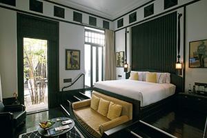 バンコクの喧騒から切り取られた都会の隠れ家リゾート「ザ・サイアム」