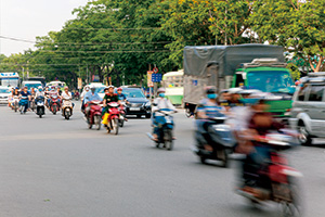 IN VIETNAM ~ベトナムの南風に憩う~