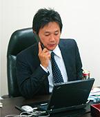 株式会社フカシロ 代表取締役社長 深代 洋平さん