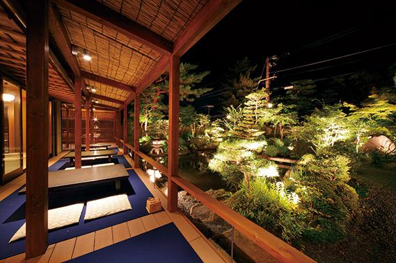 冬の京都に舞う 「日本のおもてなしの味」