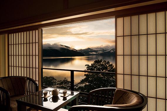 星野リゾート 界 日光 中禅寺湖を望む寛ぎの温泉旅館が5月にオープン
