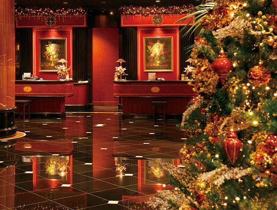 開業20周年 ウェスティン クリスマス
