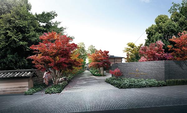 日本で2 番目となるフォーシーズンズホテルが京都に開業