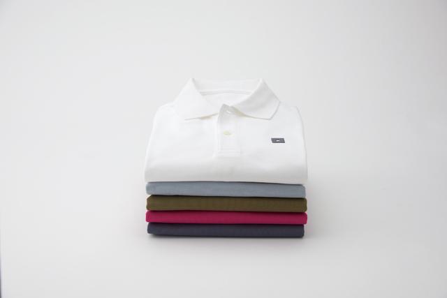 上質な大人のゴルフを提案するオノフこだわりのポロシャツ