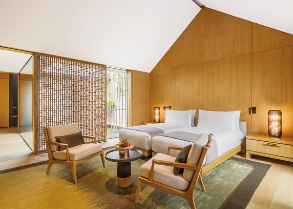 上海郊外の神聖な森の保護計画から誕生した「アマンヤンユン」が開業