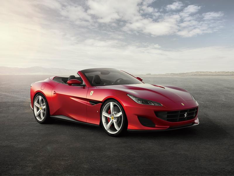 GTの世界を広げる新型フェラーリ