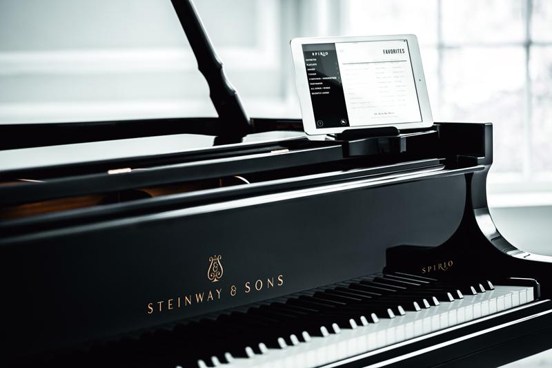 ― 新しい時代の自動演奏ピアノSPIRIO―ワンタッチで、最高のピアノが奏でる世紀の名演を