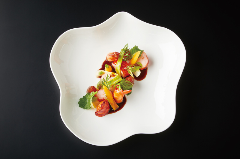 「East meets West」をテーマに感性を刺激するユニークな食体験を