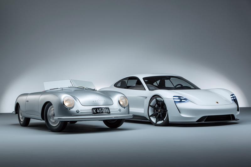 70周年を迎えたポルシェが追求するスポーツカーの新たな未来