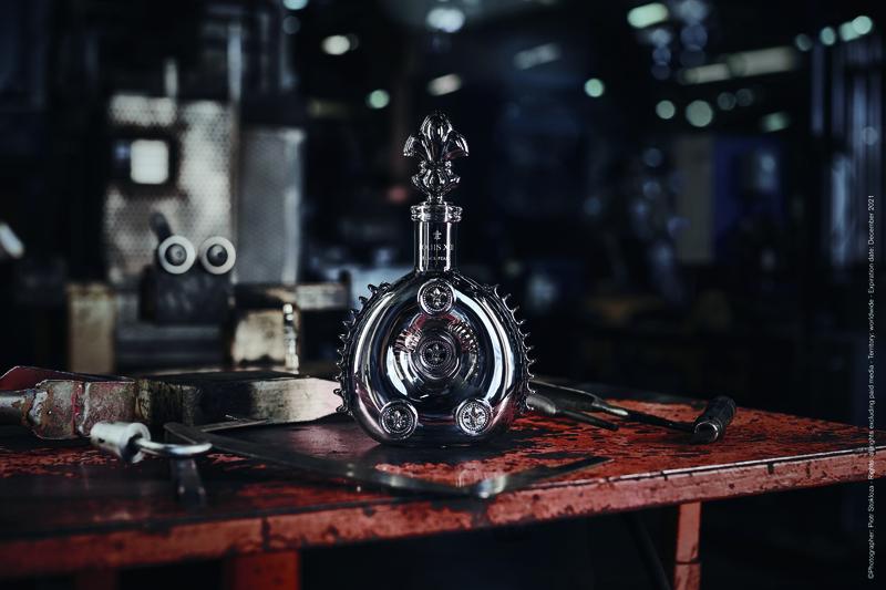 「ルイ13 世」のリミテッドエディション「ブラックパールAHD」が登場