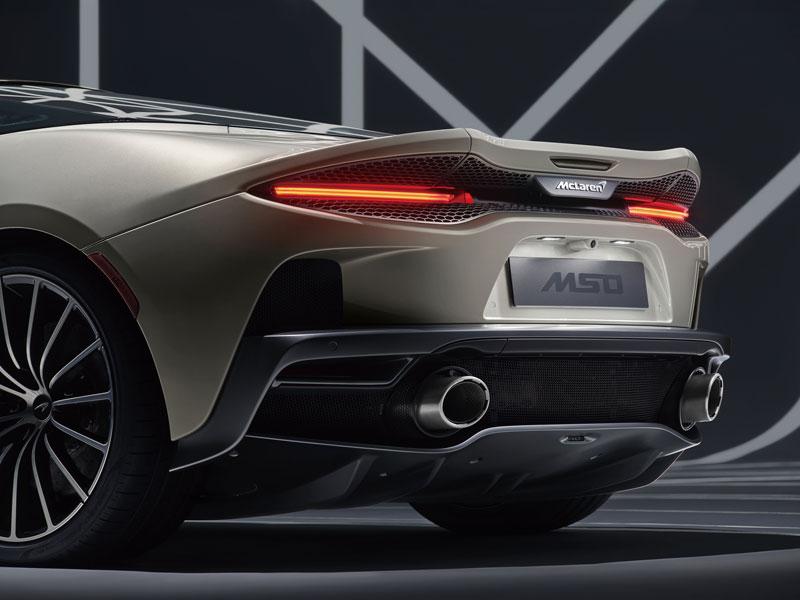 Mclaren GTをベースにした ゴージャスなビスポーク仕様を発表