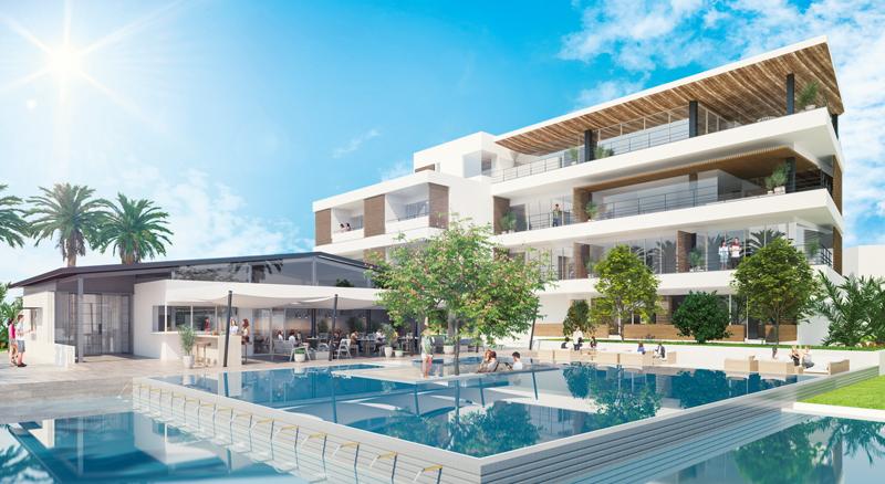 リビエラ逗子マリーナ内に誕生海に佇むラグジュアリーホテル