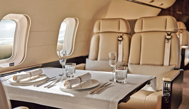 アマンスタイルの快適な旅プライベートジェット運航開始