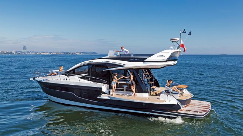 高級クルーザーの最新モデルが登場インターナショナルボートショー2020