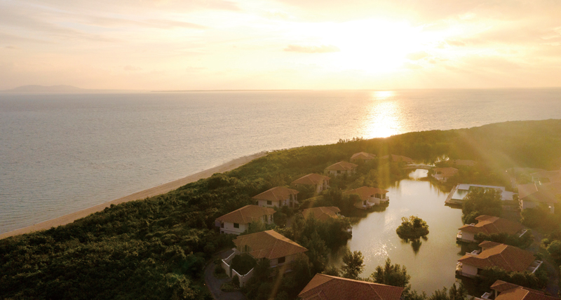 自然豊かな癒しのリゾート 「リゾナーレ小浜島」オープン